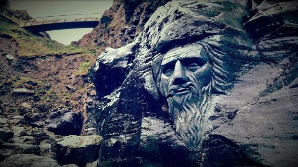 Merlin Returns Tintagel Castle