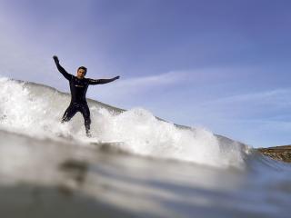 Visit Cornwall Watersports Featuring UK Surf Champion Luke Dillon