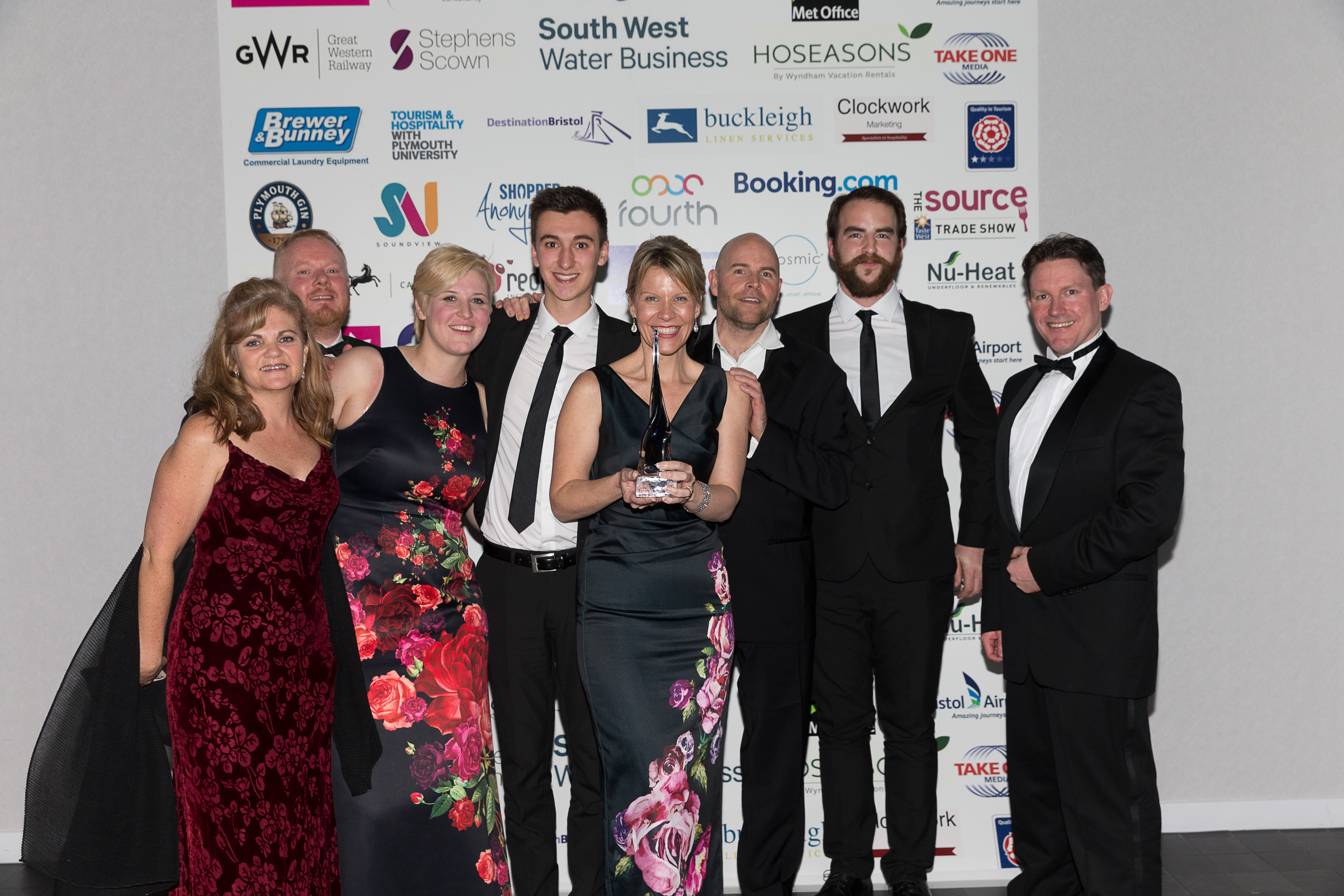 Soundview congratulate National Tourism Awards nominees. Many South West businesses winning at regional level, going forward to National awards competition