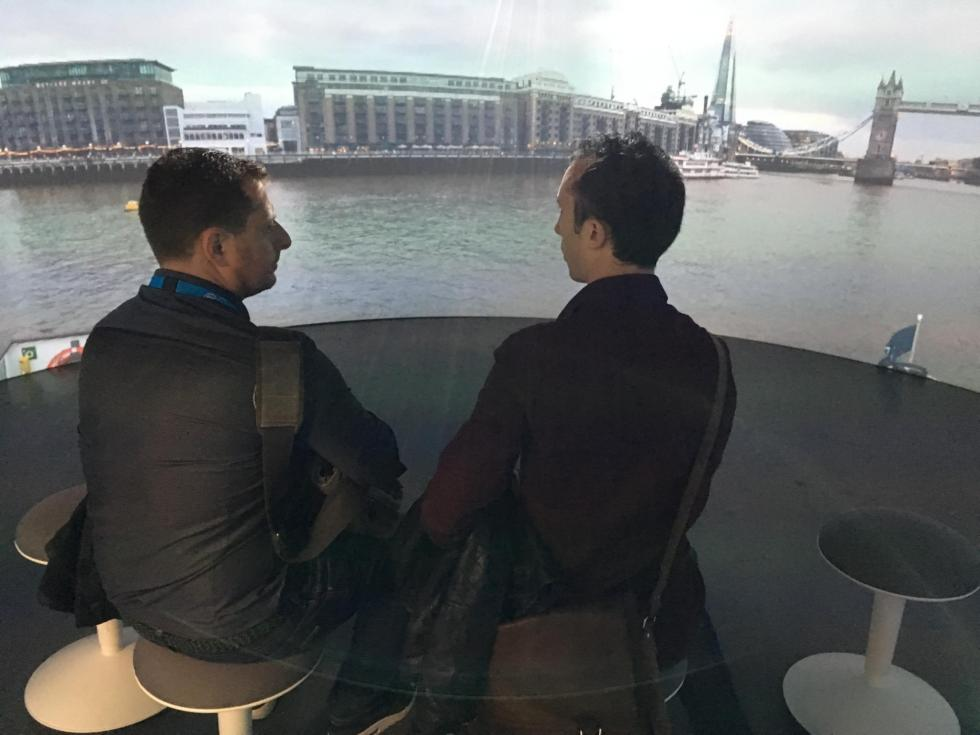 Soundview head to London Olympia for VR conference