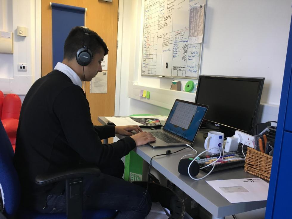 My work experience with Soundview